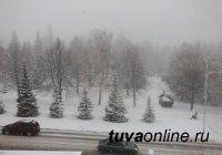 Сегодня в Кызыле 8 градусов мороза