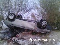 В Овюрском районе по вине пьяного водителя погиб человек