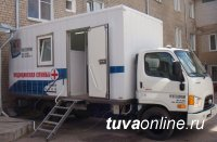 В Кызыле все желающие с 21 по 25 марта смогут пройти флюорографию