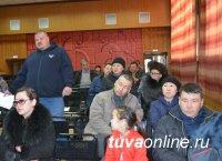 Пассажироперевозчики и власти Кызыла провели «сверку часов» по готовности к вступлению в силу 220 Федерального закона