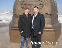 Игорь Бутман побывал в Центре Азии