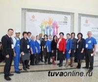Команда молодых профессионалов Тувы участвует в полуфинале Национального чемпионата WorldSkills