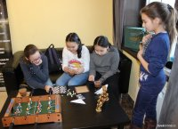 Набирает популярность тайм-кафе «Турист» у обелиска «Центр Азии»