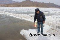 В Туве закрыты четыре из пяти ледовых переправ