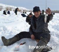 Лучшие рыбаки Тувы поедут на соревнования в Бурятию