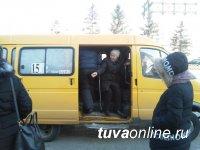 В Кызыле в соответствии с 220ФЗ объявлен конкурс на выполнение перевозок по маршрутам города