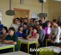 В Кызылском Кадетском президентском училище проведен День открытых дверей