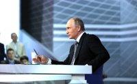 Глава Тувы: Россияне задали Президенту РФ В.В. Путину самые острые вопросы