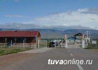 Активность поездок через российско-монгольские КПП на тувинском участке границы выросла на четверть