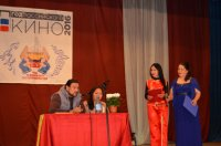 Год Кино в Чеди-Холе открылся со встречи с Народным артистом Тувы Эдуардом Ондаром