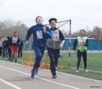 """Кызыл: """"Пятилетка"""" приглашает на открытие легкоатлетического сезона"""