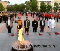 ОНФ предлагает законодательно закрепить статус мемориалов «Вечный огонь» и обязанности властей по их содержанию