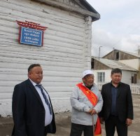 Кызыл-Тайгинской школе присвоено имя известного политического и общественного деятеля Чимит-Доржу Ондара