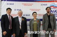 В Туве прошли очередные дебаты