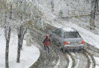 Штормовое предупреждение: в Туве ожидается сильный ветер, в горах - мокрый снег