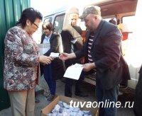 В Туве социальный картофель получат 4389 семей