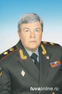 Полпред Президента в Сибири Николай Рогожкин поздравил сибиряков с Днем Победы