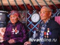 Семья Суван-оол: секреты долголетия