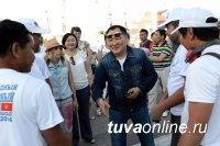 Глава Тувы Шолбан Кара-оол поднялся на 59-ю позицию в Национальном рейтинге губернаторов