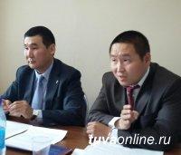 Председатель Торгово-промышленной палаты Тувы отчитался о работе за 2015 год