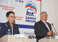 Лариса Шойгу получила в Туве более 78% голосов в поддержку