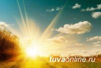 В выходные в Туве ожидается теплая погода без осадков, прогнозируется высокая пожароопасность