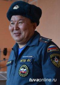 Юбилей пожарной охраны Тувы: герои и события