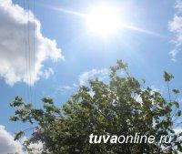 В Туве в ближайшее время столбик термометра может подняться до +32 тепла