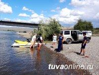 В Туве проводится месячник безопасности людей на водных объектах