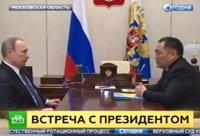 Шолбан Кара-оол занимает 30 место в медиарейтинге среди 85 глав регионов России
