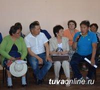 На Левобережных дачах Кызыла из числа активных жителей формируются отряды народных дружинников