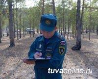 В Туве к административной ответственности за нарушение правил пожарной безопасности в лесах привлечено более 150 человек