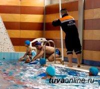 В Туве принимают дополнительные меры, чтобы не допустить трагических происшествий на водных объектах