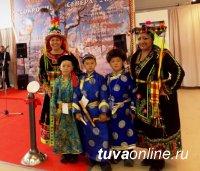 В Кызыле проходит Фестиваль коренных малочисленных народов «Земля моих предков»