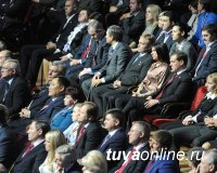 Шолбан Кара-оол принимает участие в работе съезда партии «Единая Россия»