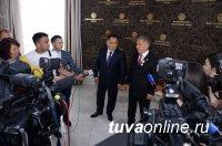 Шолбан Кара-оол и Рустам Минниханов намерены сотрудничать по целому ряду важных направлений