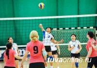 На Спартакиаде учреждений Росавтодора в волейболе победили тувинские дорожники