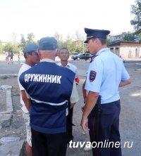 Кызыл: Прояви гражданскую ответственность – вступай в ДНД