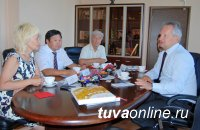 Генконсула Германии Виктора Рихтера озадачили инвестиционными проектами для центра Азии