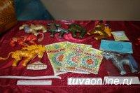 В Туве начала работу конференция по возрождению декоративно-прикладного искусства народов Саяно-Алтая