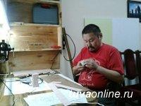 50-летний юбилей отмечает Народный художник Республики Тыва Начын Шалык