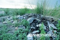 """Решением суда """"Российские ипподромы"""" должны убрать мусор на территории рядом с ипподромом в Кызыле - самом грязном участке столицы Тувы"""