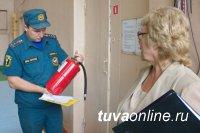 Идет проверка школ Кызыла к новому учебному году