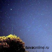 """Сегодня в 21.30 можно будет наблюдать на небе """"звездный дождь"""""""