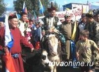 Тува отмечает праздник животноводов Наадым