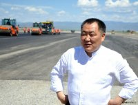 После реконструкции аэропорта Кызыла в нем будет  организована дозаправка транзитных судов, выполняющих полеты в Юго-Восточную Азию – Генподрядчик