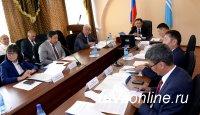 Ресгоссовет Тувы ищет пути повышения доходов муниципальных образований