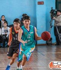 Мастер-классы баскетбола от спортклуба «Белдир» ко Дню города