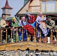 В Кызыле на День Города выступит фольклорная группа «Сорнай» (Татарстан), в Казани – «Чиргилчин» (Тува)