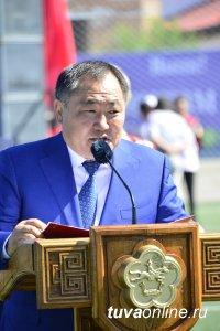 Столица Тувы город Кызыл отметил свой 102-й день рождения